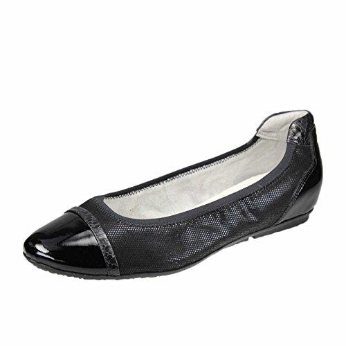 Tamaris  11-22139-28-098, Ballerines pour femme Noir