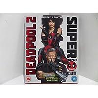 Deadpool 2 Bluray + Digital Download Blu-ray 2018