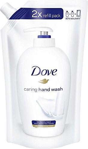Dove - Sapone liquido, ricarica, 10 pz. (10 x 500 ml)