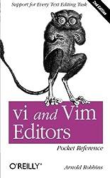 vi and Vim Editors Pocket Reference 2e