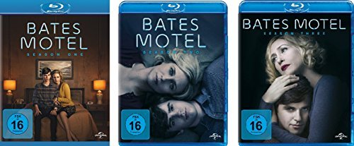 Bates Motel - Staffel 1-3 [Blu-ray]