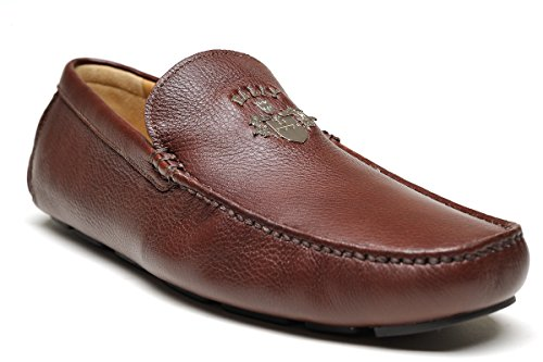 bally-switzerland-shoes-men-mocassins-smooth-leather-41-low-top-brown