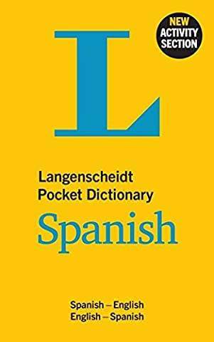 Langenscheidt Pocket Dictionary Spanish: Spanisch-Englisch/Englisch-Spanisch (Langenscheidt Pocket Dictionaries)