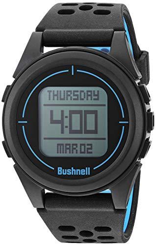 Bushnell ion 2-black/blue gps da golf, nero/blu, taglia unica