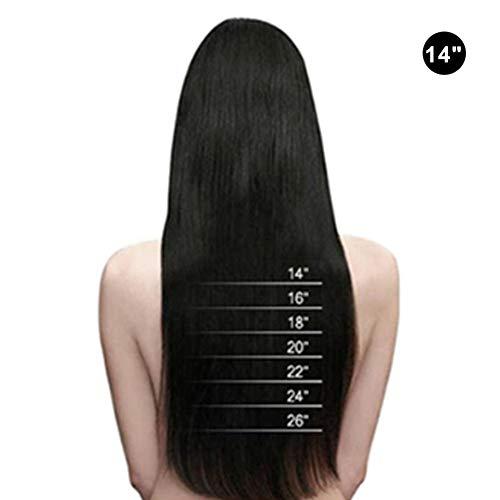 bulrusely Vordere Spitzeperücken Europäische und Amerikanische Mittellange Gerade Haare 14 Zoll16 Zoll 18 Zoll 20 Zoll 22 Zoll 24 Zoll 26 Zoll
