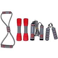 LMZZGAOYANQING attrezzature per il fitness casa esercizio kit saltare Rally