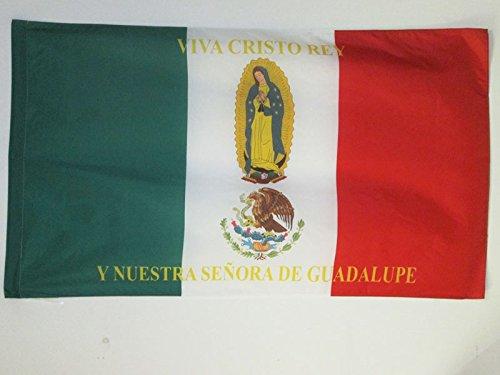 drapeau-mexique-viva-cristo-rey-150x90cm-drapeau-cristeros-mexicain-90-x-150-cm-fourreau-pour-hampe-