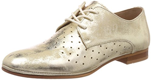 TEN POINTS Damen New Toulouse Brogues, Gold (Gold), 40 EU