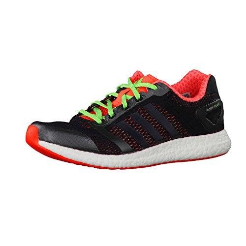 Adidas CC Rocket Boost M, Laufschuhe für Herren Black1/Black1/Infred