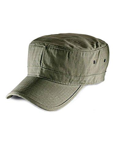Atlantis Army Cap, Größe:One Size, Farbe:Green Fashion Army Cap