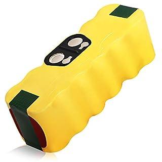 NeBatte 14.4V 4500mAh Ni-MH remplacement Batteries pour Aspirateur iRobot Roomba 500 600 700 800