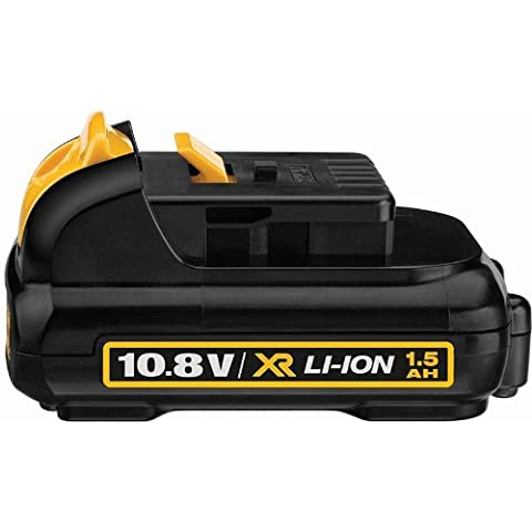 DeWalt dcb123–Batería compacta litio, 10,8V, 1,5Ah