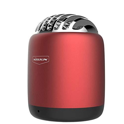 Enceinte Bluetooth Portable Waterproof Douche Haut-Parleur Extérieur Bluetooth Stéréo HD Subwoofer Micro et Basses Renforcées 6 Heures Autonomie Charge Rapide Minimalisme