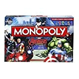 Avenger Monopoly Board Game by Hasbro
