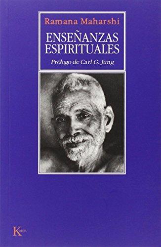 Enseñanzas espirituales (Sabiduría Perenne) por Ramana Maharshi