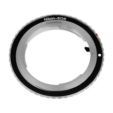 Fotodiox Lens Mount Adapter - Nikon Nikkor F Mount D/SLR