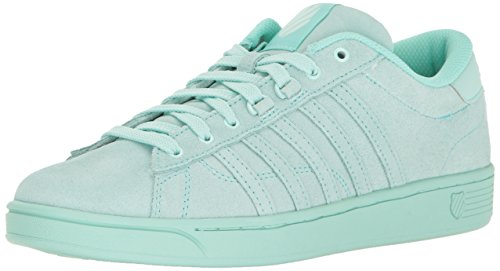 K-Swiss Hoke Sde Cmf, Sneakers Basses Femme Vert (FAIR AQUA/YUCCA 430)