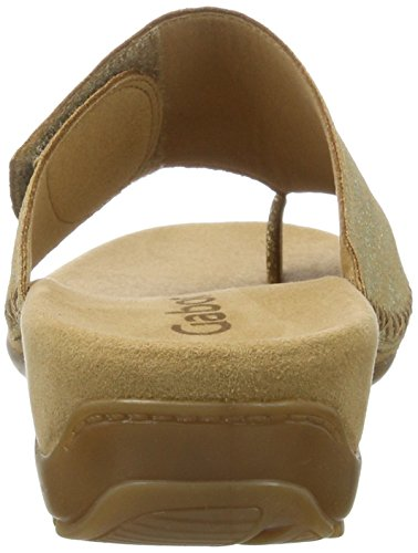 Gabor Fashion, Mules Femme Beige (honey 63)