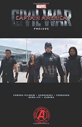 Marvel's Captain America. Civil War Prelude
