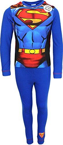 lafanzug blau blau 7-8 Jahre (Weihnachten Charakter Kostüme Ideen)