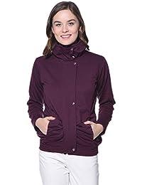 Purys Wine Winter Fleece Jacket