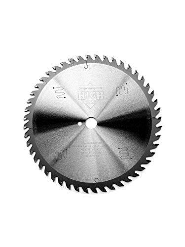 HM New Generation - Lame de scie circulaire - 184 x 16 - 48 dents - Pour Black & Decker, Bosch, DeWalt, Skil et autres