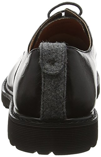 Peter Werth Shoes Laurie, Bottes homme Noir