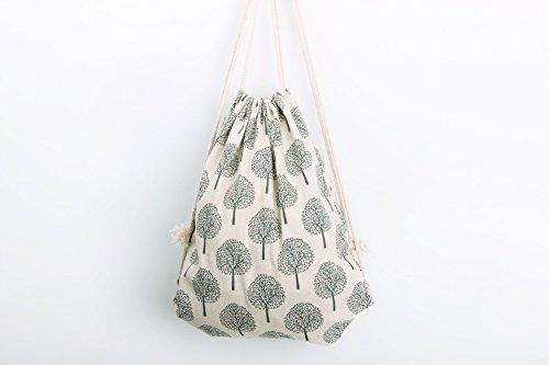 Preisvergleich Produktbild Genießen Strandtaschen Beutel Turnbeutel Tasche Tüte Rucksack Hipster Jutebeutel für Reisen Wandern Design