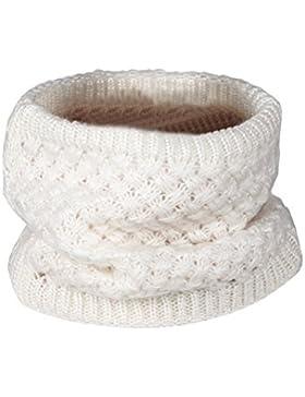 BESTOYARD Collo Sciarpa Donna inverno maglia Cercio Crochet sciarpa scialle copricollo scaldacollo