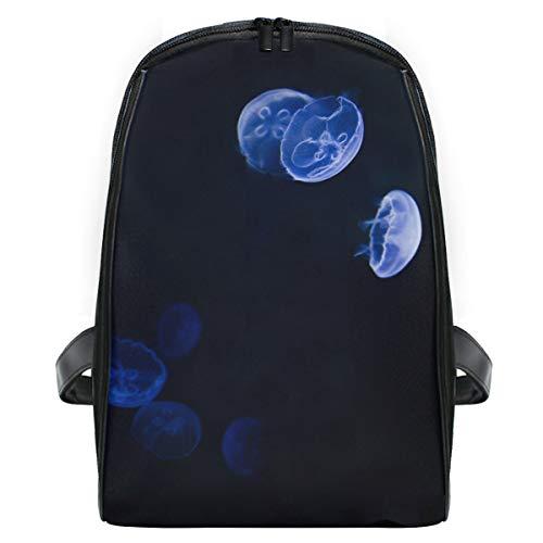 FANTAZIO Kleine Medusa Rucksack mit Reißverschluss und Reisetasche für Kinder