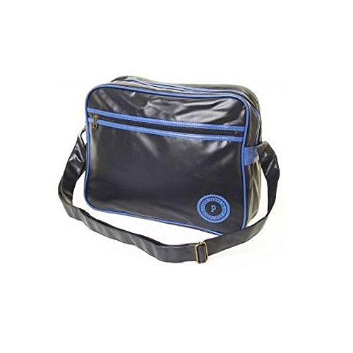 PEPEJEANS sac besace homme HANSON bleu
