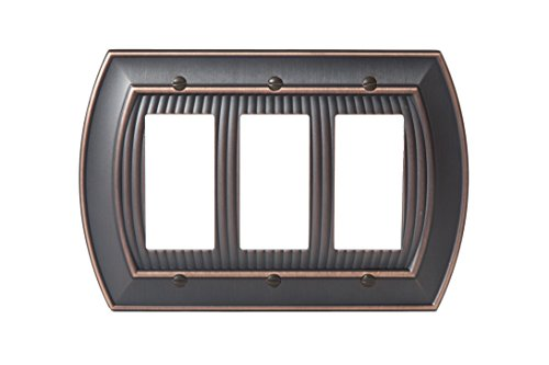 Amerock bp36534orb Allison 3 Rocker-– oil-rubbed Bronze