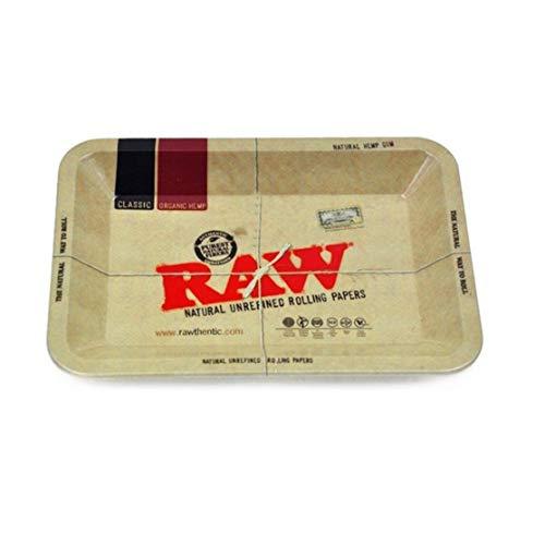 ck Platte Ablageschale 180x140x15mm Rolling Tabletts Dekorative Gericht Snack Getrocknete Obst Speicherorganisator ()