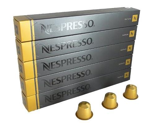 Nespresso Kapseln Volluto 5 x 10 Kapseln