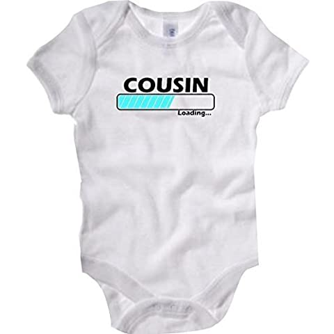Shirtstown Body Bebé Cousin Cargando