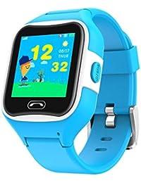 Reloj teléfono y localizador GPS para niños ...