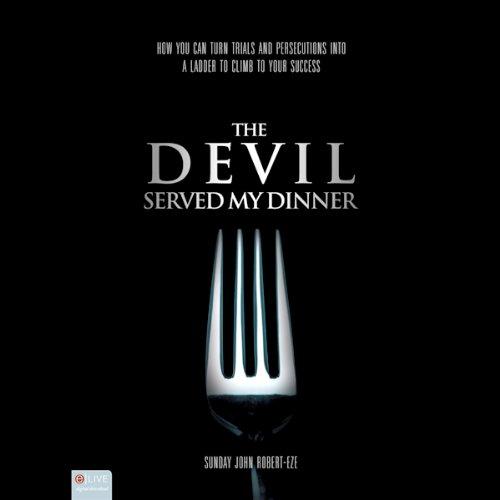 The Devil Served My Dinner  Audiolibri