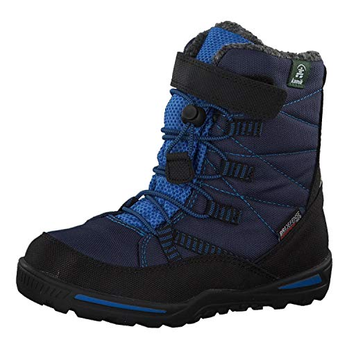 Kamik Jace Shoes Child Navy/Blue-Marine/bleu Schuhgröße US 10,5 | EU 28 2018 Schuhe
