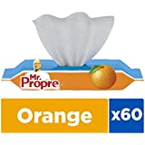 Mr propre lingettes orange
