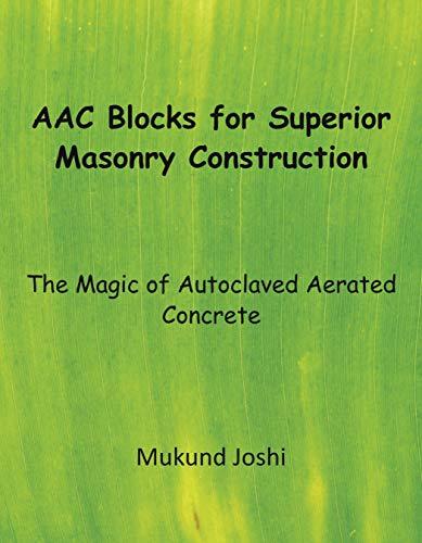 AAC Blocks for Superior Masonry Construction