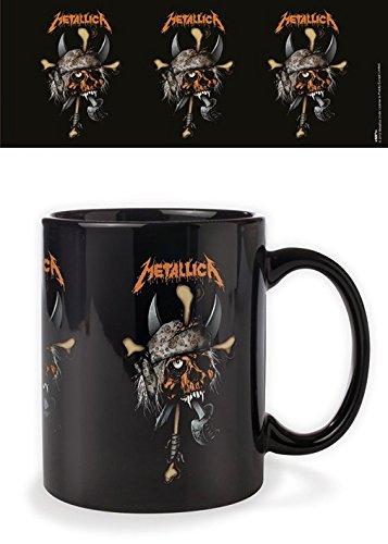Metallica-Pirate tazza in ceramica in confezione regalo
