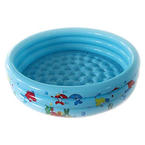 Baby Schwimmbad, Kiddie Pool, aufblasbarer Wasserpool im Sommer Pit Ball Pool für Babys Kleinkinder Outdoor Indoor Aktivitäten Garten Party für 6 bis 24 Monate Baby