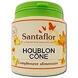 Santaflor - Houblon cône - gélules120 gélules gélatine végétale
