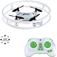 Price comparsion for Mini Drone,NH-010 Durable Quadcopter Space Trek UFO Drones 2.4GHz 4 Axis Gyro RC Aircraft Protective with LED light for Kids and Beginner …