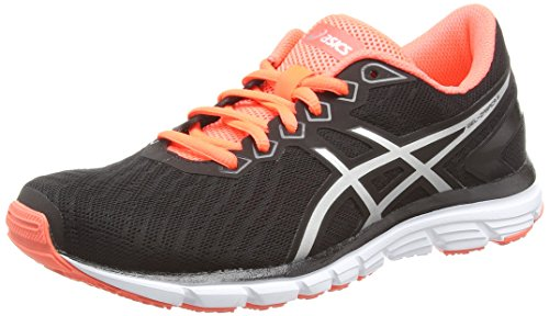 Asics Women Gel-Zaraca 5 Multisport Outdoor Shoes, Black (9906 Black), 5 UK...