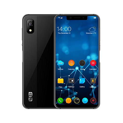 Elephone A4 Smartphone Ohne Vertrag Dual SIM mit Fingerabdruck-Detektor & Android 8.1 Quad OTG Mobile Phone 5,85 Zoll - 3 GB RAM+16 GB Handy