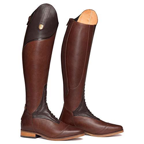 Mountain Horse Reitstiefel Sovereign High Rider in brown, Stiefelgröße:38, Höhe:46, Wade:36.5-39.5