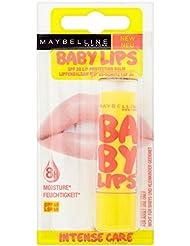 Maybelline Baby-Lippen Lip Balm - Intensive Pflege - Packung mit 6