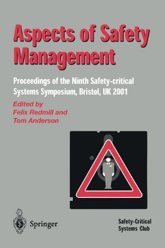 Aspects of Safety Management: Proceedings of the Ninth Safety-critical Systems Symposium, Bristol, UK 2001 (English Edition)