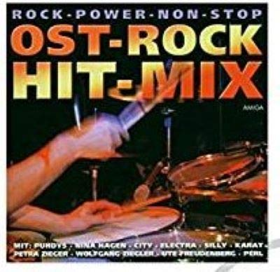 CD Ost Rock Hit Mix | Ostalgie | DDR Traditionsprodukte -